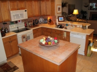 Before - Tile & Solid Surface
