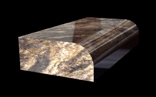 Edge Profiles Superior Stone Design Inc