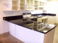 Titanium Black Kitchen Countertop